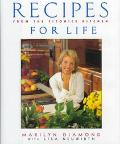 Recipes for Life: From the Fitonics Kitchen - Marilyn Diamond - Hardcover