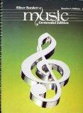 Music (Centennial Edition) (Silver Burdett Teacher's Edition 1)