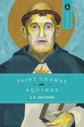 Saint Thomas Aquinas/the Dumb Ox