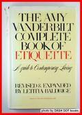 Amy Vanderbilt's Complete Book of Etiquette