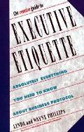 Concise Guide to Executive Etiquette