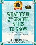 What Your 2nd Grader Needs to Know: Fundamentals of a Good Second Grade Education