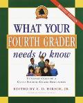 What Your Fourth Grader Needs to Know Fundamentals of a Good Fourth-Grade Education