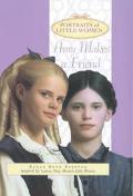 Amy Makes a Friend (Portraits of Little Women) - Susan Beth Pfeffer - Hardcover