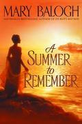Summer to Remember - Mary Balogh - Hardcover