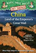 Magic Tree House Fact Tracker #31: China: Land of the Emperor's Great Wall : A Nonfiction Co...