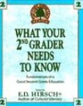 What Your 2nd Grader Needs to Know: Fundamentals of a Good Second-Grade Education