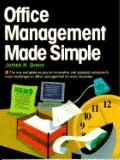 Office Management Made Simple - Harry H. Green - Paperback - 1st ed