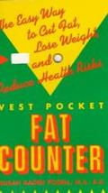 Vest Pocket Fat Counter - Susan Kagen Podell - Paperback