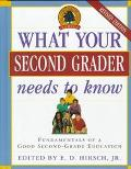 What Your Second Grader Needs to Know: Fundamentals of a Good Second-Grade Education - E. D....