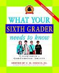 What Your Sixth Grader Needs to Know Fundamentals of a Good Sixth-grade Education