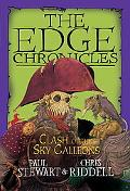Edge Chronicles: Clash of the Sky Galleons (The Edge Chronicles)