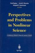 Perspectives and Problems in Nonlinear Science A Celebratory Volume in Honor of Lawrence Sir...