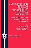 Value-Focused Business Process Engineering: a Systems Approach, Vol. 10