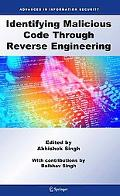 Identifying Malicious Code Through Reverse Engineering