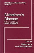Alzheimer's Disease Cellular And Molecular Aspects Of Amyloid Beta
