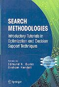 Search Methodology Introductory Tutorials in Optimization And Decision Support Techniques