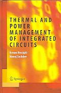 Thermal And Power Management of Integrated Circuits