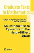 Introduction to Operators on the Hardy-hilbert Space