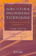 Introduction to Agricultural Engineering Technology A Problem Solving Approach