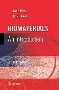 Biomaterials An Introduction