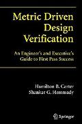 Metric Drive Design Verification An Engineer's and Executive's Guide to First Pass Success