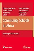 Community Schools in Africa Reaching the Unreached