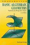 Basic Algebraic Geometry I (Springer Study Edition)