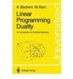Linear Programming Duality: An Introduction to Oriented Matroids (Universitext)