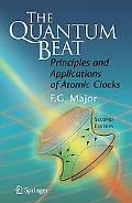 Quantum Beat Principles and Applications of Atomic Clocks