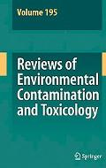 Reviews of Environmental Contamination and Toxicology, Volume 195