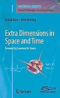 Extra Dimensions in Space and Time (Multiversal Journeys)