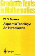 Algebraic Topology An Introduction