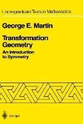 Transformation Geometry An Introduction to Symmetry