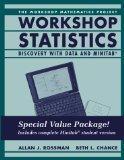 Workshop Statistics: Student Minitab Version with CDROM