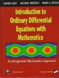 Introduction to Ordinary Differential Equations with Mathematica: An Integrated Multimedia A...