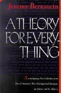 Theory for Everything Essays and Short Fiction