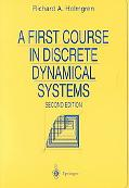 First Course in Discrete Dynamical Systems