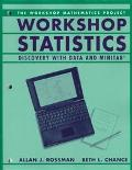 Workshop Statistics Discovery With Data and Minitab