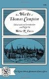 The Works of Thomas Campion (Norton Library Seventeenth-Century)