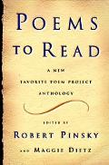 Poems to Read A New Favorite Poem Project Anthology