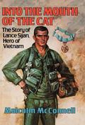 Into the Mouth of a Cat: The Story of Lance Sijan, a Hero of Vietnam - Malcolm McConnell - H...