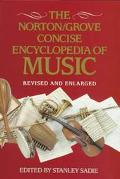 Norton/Grove Concise Encyclopedia of Music