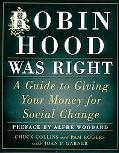 Robin Hood Was Right