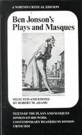 Ben Jonson's Plays+masques