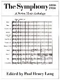 Symphony 1800 1900 A Norton Music Anthology