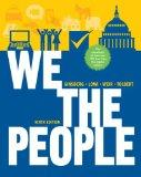 We the People: An Introduction to American Politics (Full Ninth Edition (with policy chapters))