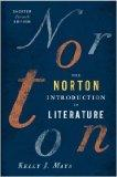 The Norton Introduction to Literature U of Iowa Custom Edition