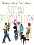 Social Psychology (Third Edition)