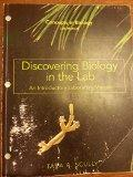 Discovering Biology in the Lab: An Introductory Laboratory Manual (Concepts in Biology Lab M...